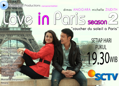 Love In Paris Season 2